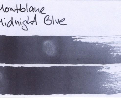 Montblanc Midnight Blue