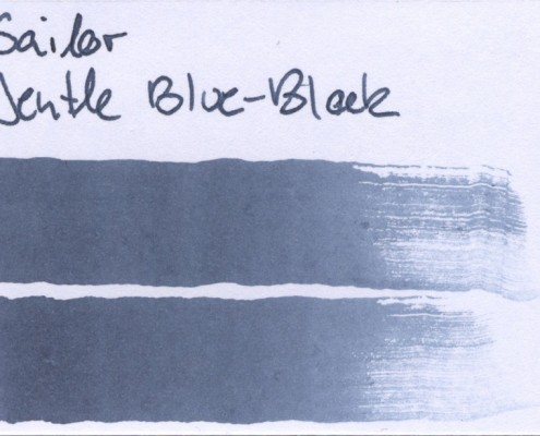 Sailor Jentle Blue-Black