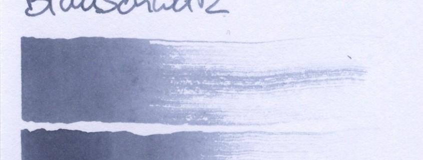 Pelikan Blauschwarz