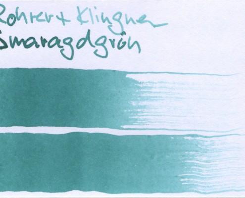 Rohrer & Klingner Smaragdgrün